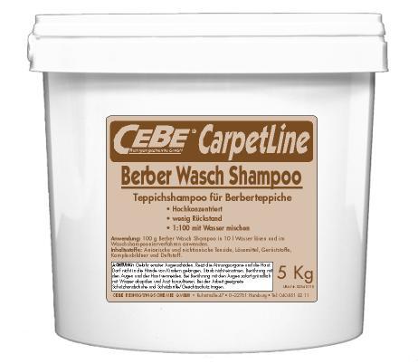 Berber Wasch Shampoo