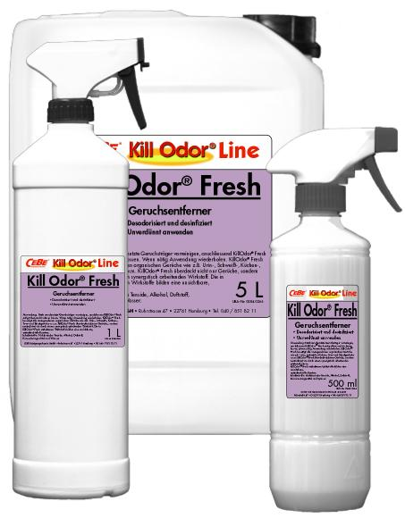 Kill Odor Fresh