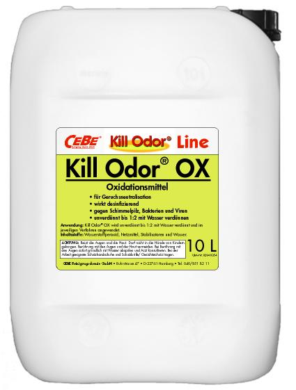 Kill Odor OX