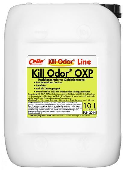 Kill Odor OXP