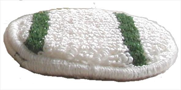 Textilpolierpad