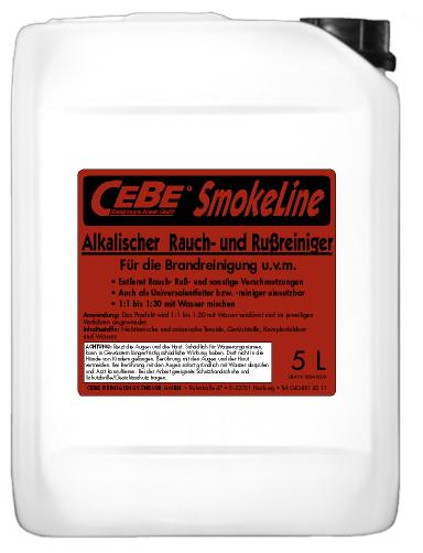 Alkalischer Rauch- und Rußreiniger